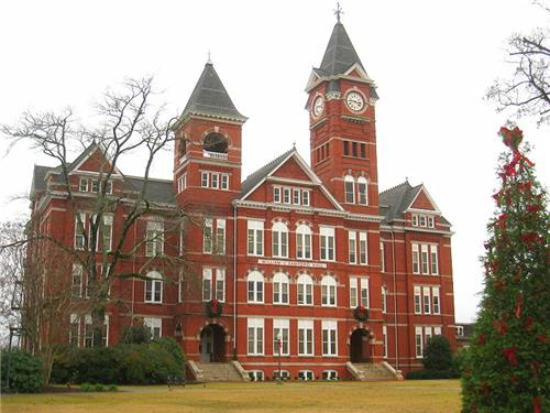 Planning a Holiday to Auburn
